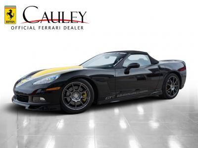 Used 2009 Chevrolet Corvette Callaway GT1 Used 2009 Chevrolet Corvette Callaway GT1 for sale Sold at Cauley Ferrari in West Bloomfield MI 10