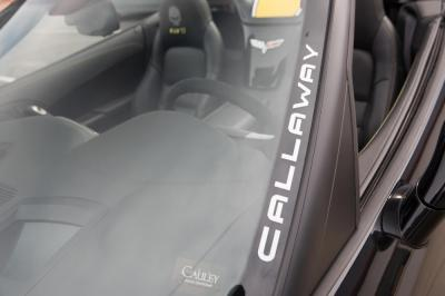 Used 2009 Chevrolet Corvette Callaway GT1 Used 2009 Chevrolet Corvette Callaway GT1 for sale Sold at Cauley Ferrari in West Bloomfield MI 28