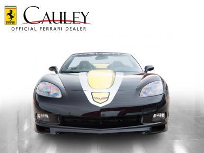 Used 2009 Chevrolet Corvette Callaway GT1 Used 2009 Chevrolet Corvette Callaway GT1 for sale Sold at Cauley Ferrari in West Bloomfield MI 3