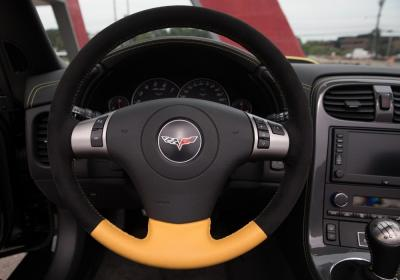Used 2009 Chevrolet Corvette Callaway GT1 Used 2009 Chevrolet Corvette Callaway GT1 for sale Sold at Cauley Ferrari in West Bloomfield MI 36