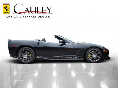 Used 2009 Chevrolet Corvette Callaway GT1 Used 2009 Chevrolet Corvette Callaway GT1 for sale Sold at Cauley Ferrari in West Bloomfield MI 5