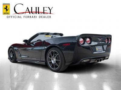Used 2009 Chevrolet Corvette Callaway GT1 Used 2009 Chevrolet Corvette Callaway GT1 for sale Sold at Cauley Ferrari in West Bloomfield MI 8