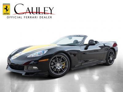 Used 2009 Chevrolet Corvette Callaway GT1 Used 2009 Chevrolet Corvette Callaway GT1 for sale Sold at Cauley Ferrari in West Bloomfield MI 1