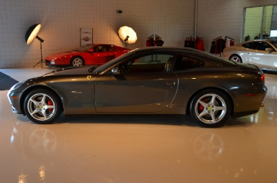 Used 2006 Ferrari 612 Scaglietti F1 Used 2006 Ferrari 612 Scaglietti F1 for sale Sold at Cauley Ferrari in West Bloomfield MI 10
