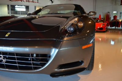 Used 2006 Ferrari 612 Scaglietti F1 Used 2006 Ferrari 612 Scaglietti F1 for sale Sold at Cauley Ferrari in West Bloomfield MI 11