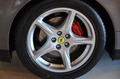 Used 2006 Ferrari 612 Scaglietti F1 Used 2006 Ferrari 612 Scaglietti F1 for sale Sold at Cauley Ferrari in West Bloomfield MI 16