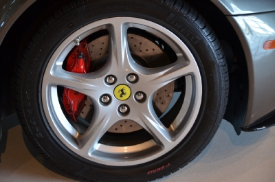Used 2006 Ferrari 612 Scaglietti F1 Used 2006 Ferrari 612 Scaglietti F1 for sale Sold at Cauley Ferrari in West Bloomfield MI 17