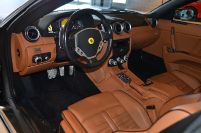 Used 2006 Ferrari 612 Scaglietti F1 Used 2006 Ferrari 612 Scaglietti F1 for sale Sold at Cauley Ferrari in West Bloomfield MI 23