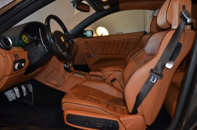 Used 2006 Ferrari 612 Scaglietti F1 Used 2006 Ferrari 612 Scaglietti F1 for sale Sold at Cauley Ferrari in West Bloomfield MI 24