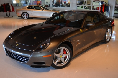 Used 2006 Ferrari 612 Scaglietti F1 Used 2006 Ferrari 612 Scaglietti F1 for sale Sold at Cauley Ferrari in West Bloomfield MI 3