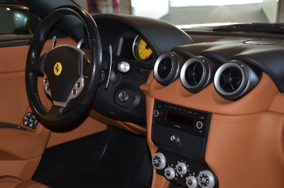 Used 2006 Ferrari 612 Scaglietti F1 Used 2006 Ferrari 612 Scaglietti F1 for sale Sold at Cauley Ferrari in West Bloomfield MI 31