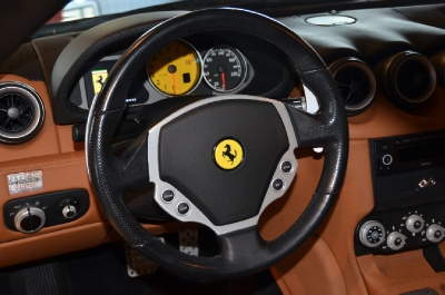Used 2006 Ferrari 612 Scaglietti F1 Used 2006 Ferrari 612 Scaglietti F1 for sale Sold at Cauley Ferrari in West Bloomfield MI 33