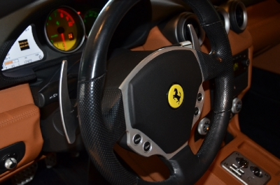 Used 2006 Ferrari 612 Scaglietti F1 Used 2006 Ferrari 612 Scaglietti F1 for sale Sold at Cauley Ferrari in West Bloomfield MI 38