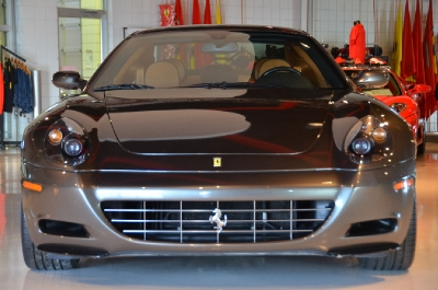 Used 2006 Ferrari 612 Scaglietti F1 Used 2006 Ferrari 612 Scaglietti F1 for sale Sold at Cauley Ferrari in West Bloomfield MI 4