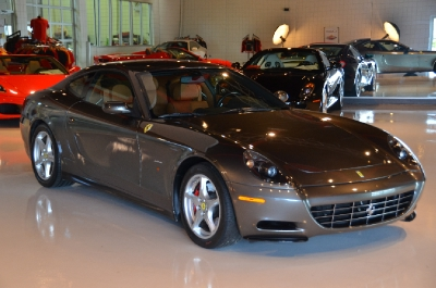 Used 2006 Ferrari 612 Scaglietti F1 Used 2006 Ferrari 612 Scaglietti F1 for sale Sold at Cauley Ferrari in West Bloomfield MI 5