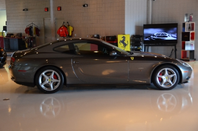 Used 2006 Ferrari 612 Scaglietti F1 Used 2006 Ferrari 612 Scaglietti F1 for sale Sold at Cauley Ferrari in West Bloomfield MI 6