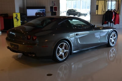 Used 2006 Ferrari 612 Scaglietti F1 Used 2006 Ferrari 612 Scaglietti F1 for sale Sold at Cauley Ferrari in West Bloomfield MI 7