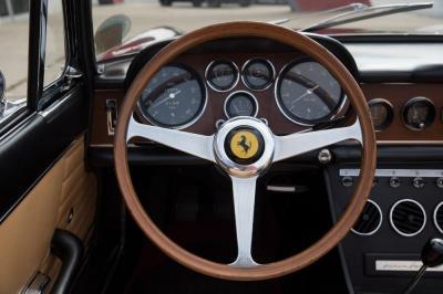 Used 1967 Ferrari 330 GTS Used 1967 Ferrari 330 GTS for sale Sold at Cauley Ferrari in West Bloomfield MI 24