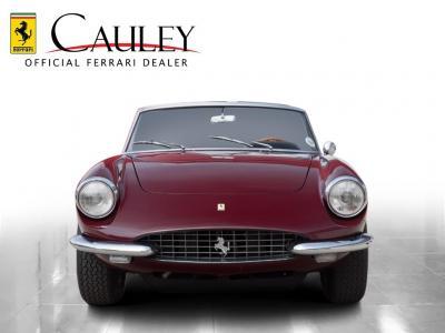Used 1967 Ferrari 330 GTS Used 1967 Ferrari 330 GTS for sale Sold at Cauley Ferrari in West Bloomfield MI 3
