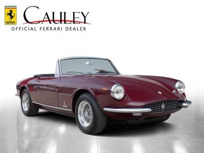 Used 1967 Ferrari 330 GTS Used 1967 Ferrari 330 GTS for sale Sold at Cauley Ferrari in West Bloomfield MI 4