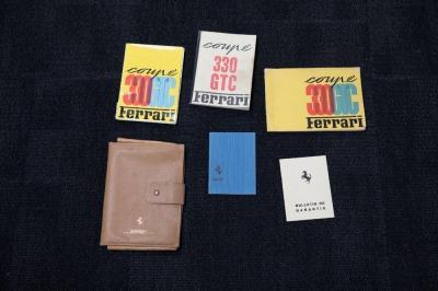 Used 1967 Ferrari 330 GTS Used 1967 Ferrari 330 GTS for sale Sold at Cauley Ferrari in West Bloomfield MI 42