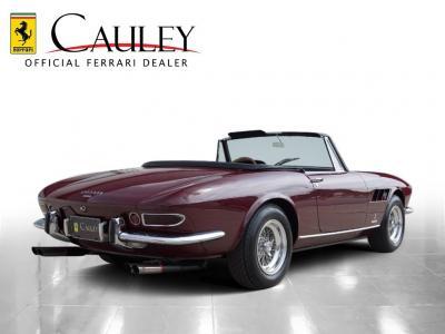 Used 1967 Ferrari 330 GTS Used 1967 Ferrari 330 GTS for sale Sold at Cauley Ferrari in West Bloomfield MI 6