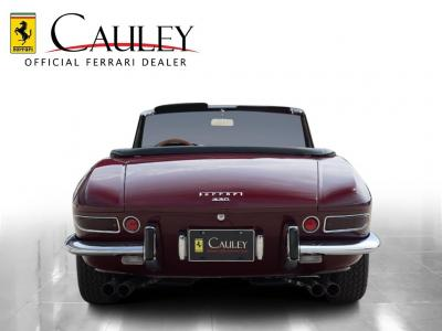 Used 1967 Ferrari 330 GTS Used 1967 Ferrari 330 GTS for sale Sold at Cauley Ferrari in West Bloomfield MI 7