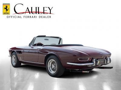Used 1967 Ferrari 330 GTS Used 1967 Ferrari 330 GTS for sale Sold at Cauley Ferrari in West Bloomfield MI 8