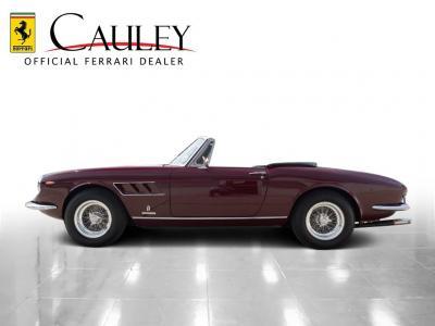 Used 1967 Ferrari 330 GTS Used 1967 Ferrari 330 GTS for sale Sold at Cauley Ferrari in West Bloomfield MI 9