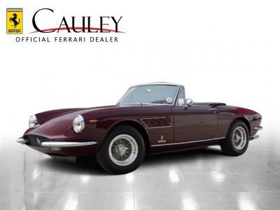 Used 1967 Ferrari 330 GTS Used 1967 Ferrari 330 GTS for sale Sold at Cauley Ferrari in West Bloomfield MI 1