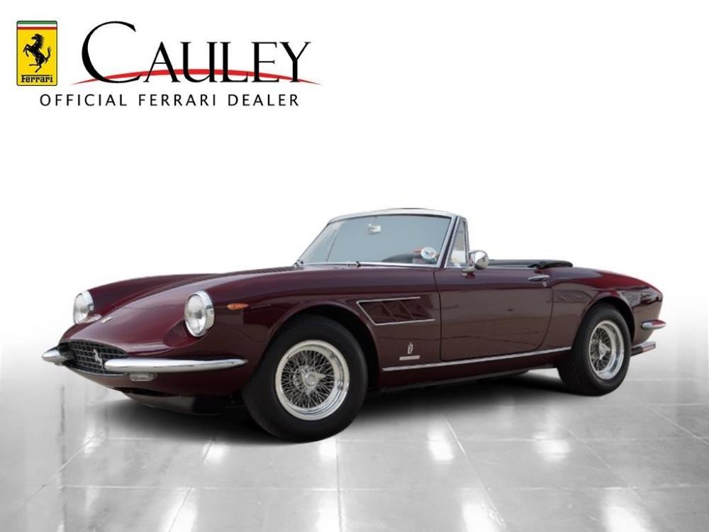 Used 1967 Ferrari 330 GTS