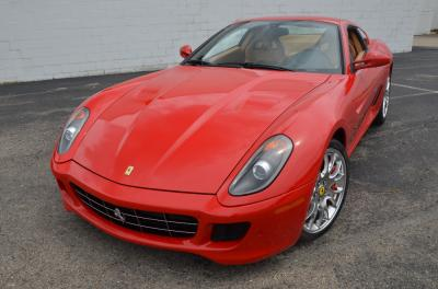 Used 2010 Ferrari 599 GTB Fiorano F1 Used 2010 Ferrari 599 GTB Fiorano F1 for sale Sold at Cauley Ferrari in West Bloomfield MI 49
