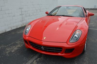 Used 2010 Ferrari 599 GTB Fiorano F1 Used 2010 Ferrari 599 GTB Fiorano F1 for sale Sold at Cauley Ferrari in West Bloomfield MI 51