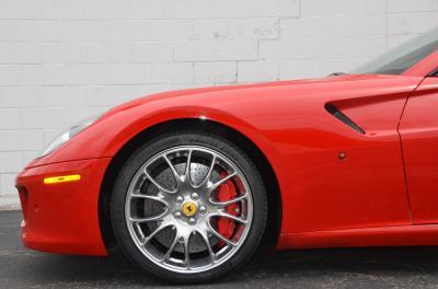 Used 2010 Ferrari 599 GTB Fiorano F1 Used 2010 Ferrari 599 GTB Fiorano F1 for sale Sold at Cauley Ferrari in West Bloomfield MI 54
