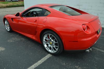 Used 2010 Ferrari 599 GTB Fiorano F1 Used 2010 Ferrari 599 GTB Fiorano F1 for sale Sold at Cauley Ferrari in West Bloomfield MI 57