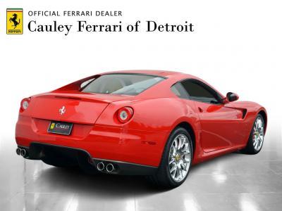 Used 2010 Ferrari 599 GTB Fiorano F1 Used 2010 Ferrari 599 GTB Fiorano F1 for sale Sold at Cauley Ferrari in West Bloomfield MI 6
