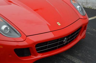Used 2010 Ferrari 599 GTB Fiorano F1 Used 2010 Ferrari 599 GTB Fiorano F1 for sale Sold at Cauley Ferrari in West Bloomfield MI 62