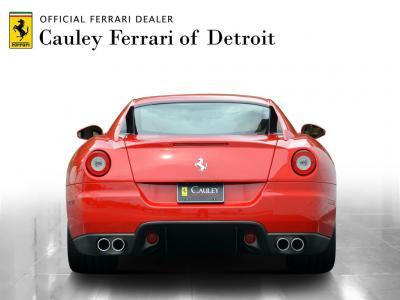 Used 2010 Ferrari 599 GTB Fiorano F1 Used 2010 Ferrari 599 GTB Fiorano F1 for sale Sold at Cauley Ferrari in West Bloomfield MI 7