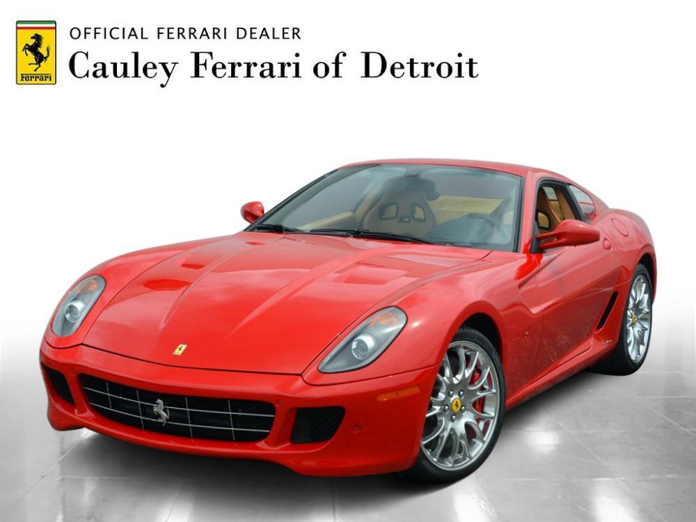 Used 2010 Ferrari 599 GTB Fiorano F1