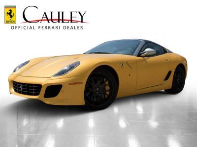 Used 2011 Ferrari 599 SA Aperta Used 2011 Ferrari 599 SA Aperta for sale Sold at Cauley Ferrari in West Bloomfield MI 10