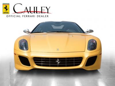 Used 2011 Ferrari 599 SA Aperta Used 2011 Ferrari 599 SA Aperta for sale Sold at Cauley Ferrari in West Bloomfield MI 11