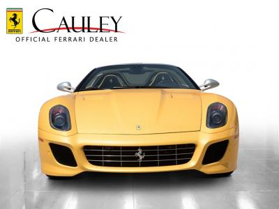 Used 2011 Ferrari 599 SA Aperta Used 2011 Ferrari 599 SA Aperta for sale Sold at Cauley Ferrari in West Bloomfield MI 3
