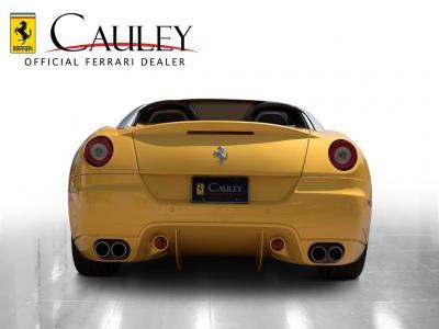 Used 2011 Ferrari 599 SA Aperta Used 2011 Ferrari 599 SA Aperta for sale Sold at Cauley Ferrari in West Bloomfield MI 7