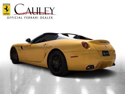 Used 2011 Ferrari 599 SA Aperta Used 2011 Ferrari 599 SA Aperta for sale Sold at Cauley Ferrari in West Bloomfield MI 8