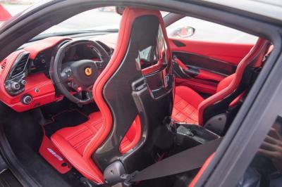 New 2018 Ferrari 488 GTB New 2018 Ferrari 488 GTB for sale Sold at Cauley Ferrari in West Bloomfield MI 25