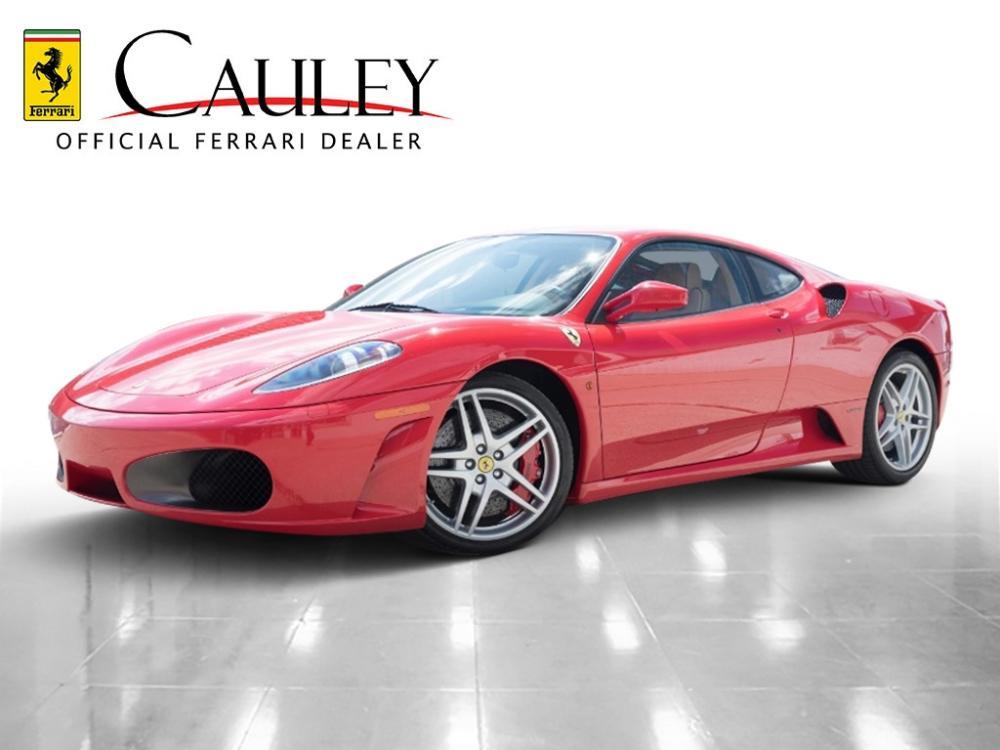 Used 2007 Ferrari F430 F1