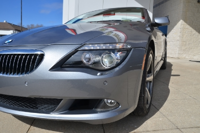 Used 2009 BMW 6 Series 650i Used 2009 BMW 6 Series 650i for sale Sold at Cauley Ferrari in West Bloomfield MI 14