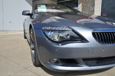 Used 2009 BMW 6 Series 650i Used 2009 BMW 6 Series 650i for sale Sold at Cauley Ferrari in West Bloomfield MI 15