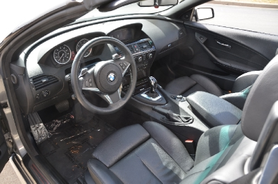 Used 2009 BMW 6 Series 650i Used 2009 BMW 6 Series 650i for sale Sold at Cauley Ferrari in West Bloomfield MI 18