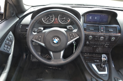 Used 2009 BMW 6 Series 650i Used 2009 BMW 6 Series 650i for sale Sold at Cauley Ferrari in West Bloomfield MI 22